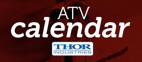 ATV Calendar presented by Thor Enterprises